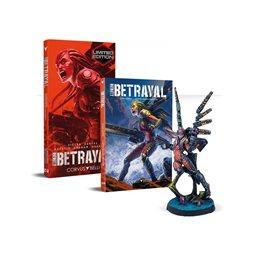 Infinity: Betrayal Novela Gráfica. Edición Limitada