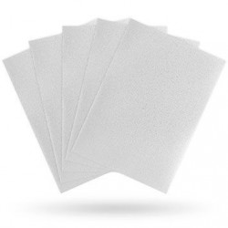 Matte White (100 Sleeves) - Dragon Shield Standard Sleeves