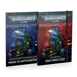 Aprobado por el Capítulo: Pack de misiones Grand Tournament 2020 y Manual de campo Munitorum