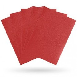 Matte Red (100 Sleeves) - Dragon Shield Standard Sleeves