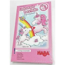 Unicornio Destello – Bingo chispeante