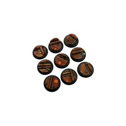 Pipeworks Bases, WRound 30mm (5)