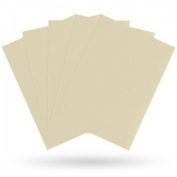 Matte Ivory (100 Sleeves) - Dragon Shield Standard Sleeves