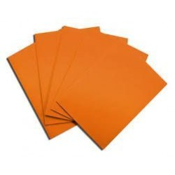 Matte Orange (100 Sleeves) - Dragon Shield Standard Sleeves