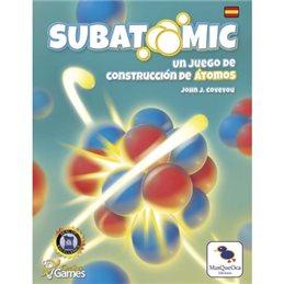 Subatomic: El Juego De Construcción De Átomos