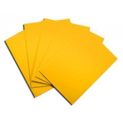 Matte Yellow (100 Sleeves) - Dragon Shield Standard Sleeves