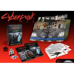 Cyberpunk Red: Kit de Inicio