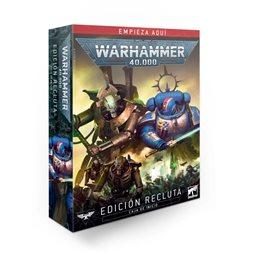 Warhammer 40,000: Edición Recluta