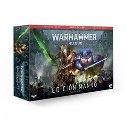 Warhammer 40,000: Edición Comando