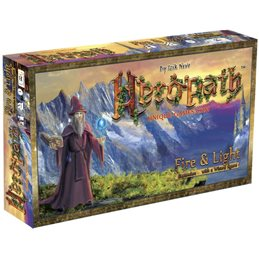 Heropath: Fire & Light Expansion