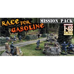Race For Gasoline Mission Pack