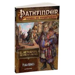 Pathfinder El Retorno de los Señores de las Runas 3: Plaga Rúnica