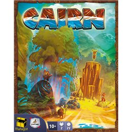 [PREORDER] Cairn
