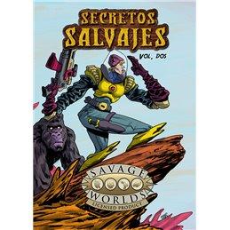 Secretos Salvajes vol 2