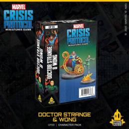 Crisis Protocol: Doctor Strange and Wong
