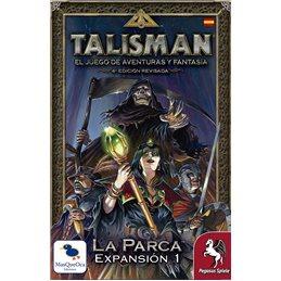 Talisman Cuarta Edicion Revisada - Expansion La Parca