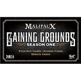 [PRe-ORDER] Gaining Grounds Season 1 Pack