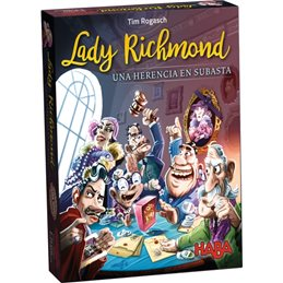 Lady Richmond – Una herencia en subasta
