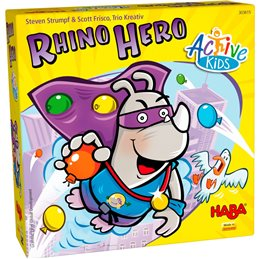 Rhino Hero – Active Kids