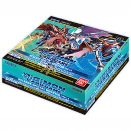 Release Special Booster Display Ver.1.5 BT01-03 (24 Packs) - Digimon TCG