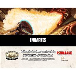 Encarte Savage Worlds