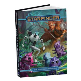 Starfinder: Archivo de Alienigenas