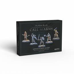 The Elder Scrolls: Call to Arms - Adventurer Allies