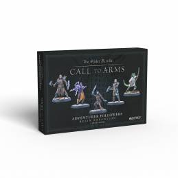 The Elder Scrolls: Call to Arms - Adventurer Followers