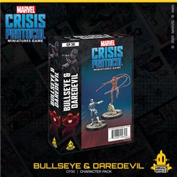 Crisis Protocol: Bullseye and Daredevil