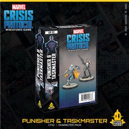 Crisis Protocol: Punisher and Taskmaster