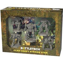 PREORDER Battletech Clan Heavy Striker Star