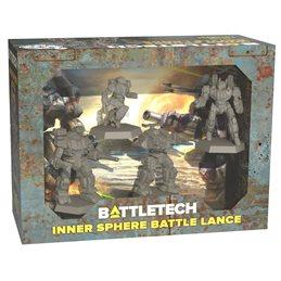PREORDER Battletech Inner Sphere Battle Lance