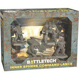 PREORDER Battletech Inner Sphere Command Lance