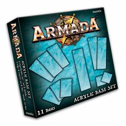 Armada - Acrylic Bases Set