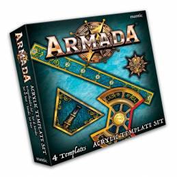 Armada - Acrylic Template set