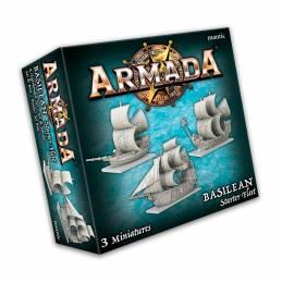 Armada - Basilean Starter Fleet
