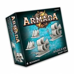 Armada - Basilean Booster Fleet