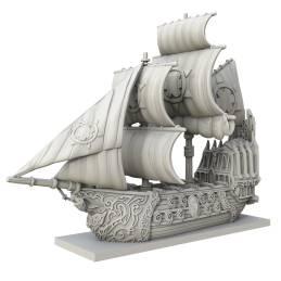 Armada - Basilean Abbess