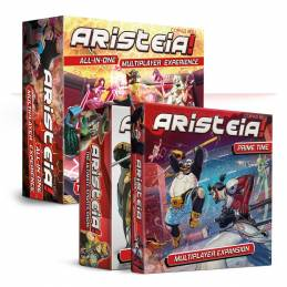 Aristeia! All-In-One Core with Prime Time bundle - EN