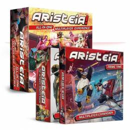 Aristeia! All-In-One Core with Prime Time bundle