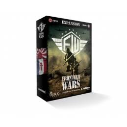 Frontier Wars Expansión 5-6 jugadores (español)