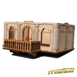 Noble House A Balcony