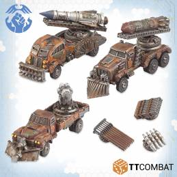 Storm / Thunder Wagon