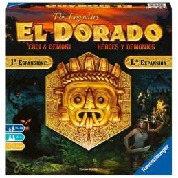 El Dorado Héroes Y Demonios
