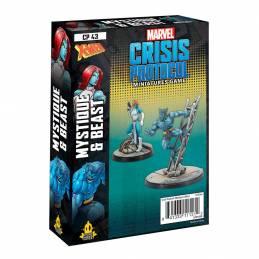 Crisis Protocol Beast & Mystique