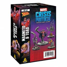 [PREORDER] Crisis Protocol Magneto & Toad