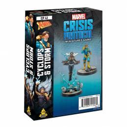 [PREORDER] Crisis Protocol Storm & Cyclops