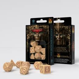 Divinity: Original Sin 2 Dice Set (7)