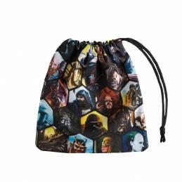 Q-Workshop Branded Fullprint Dice Bag