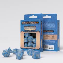 Starfinder Attack of the Swarm Dice Set (7)